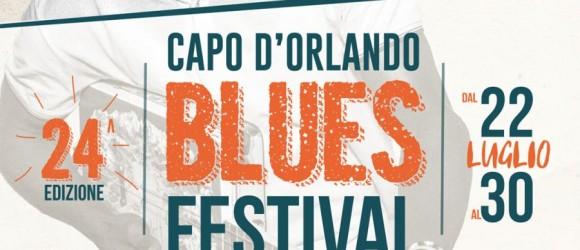 Locandina Capo D'Orlando Blues Festival